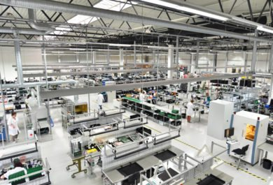 Domestic electronic contract manufacturing company